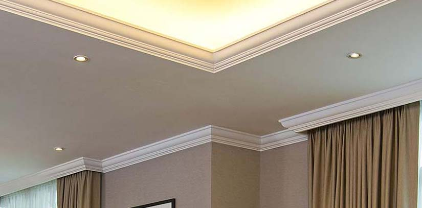 crownmoulding installation