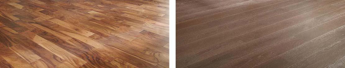 Hardwood vs Laminate